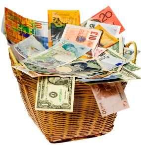 basket-valute