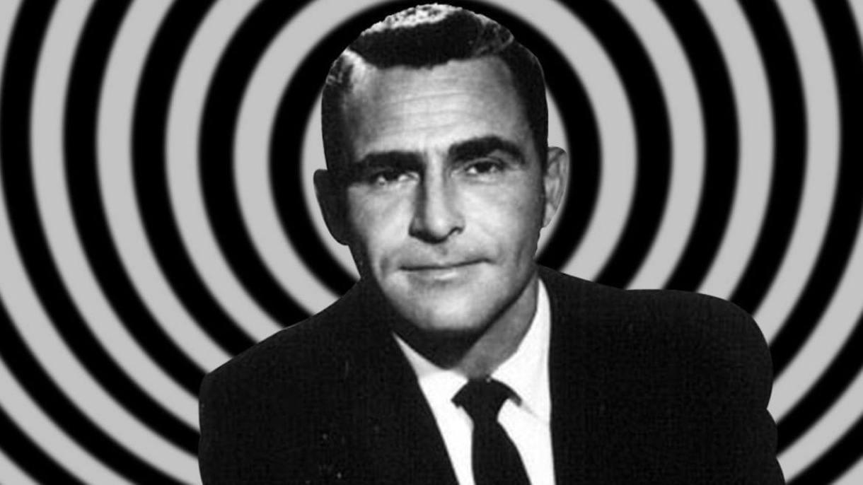 Rod Serling, creatore di Twilight Zone.